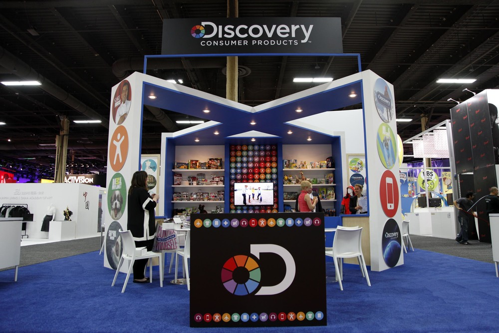 Discovery Communications - Licensing Expo
