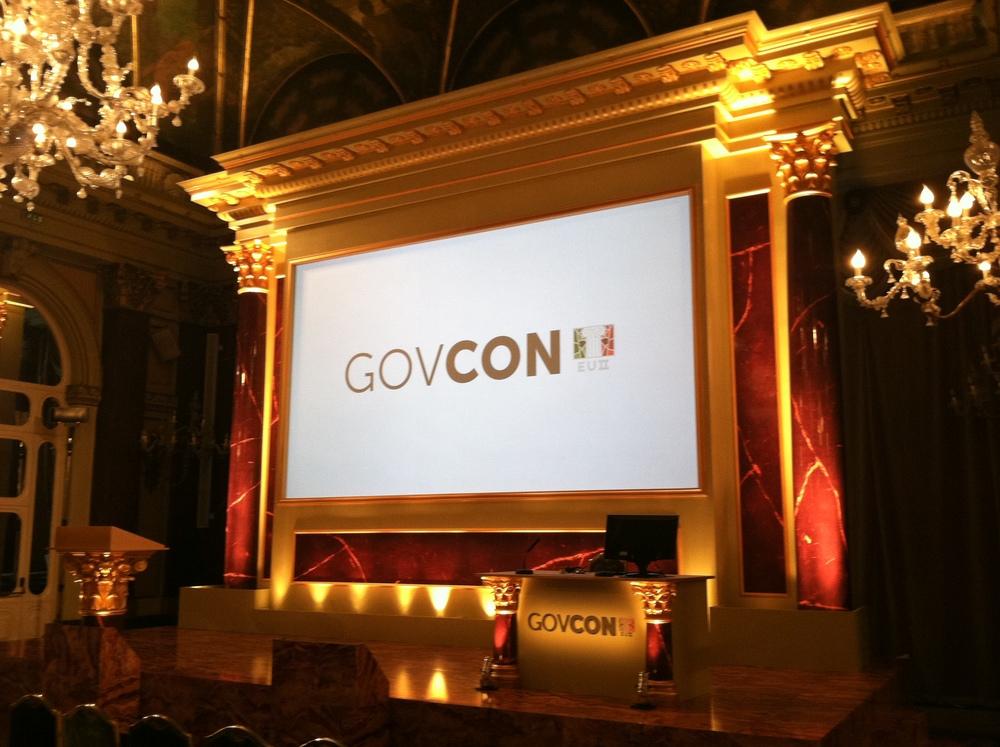 Palantir Technologies - GovCon Rome