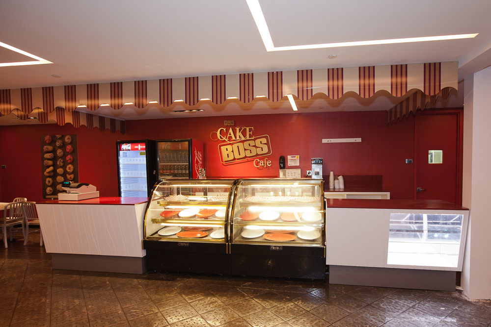 Discovery Communications - Cake Boss Cafe