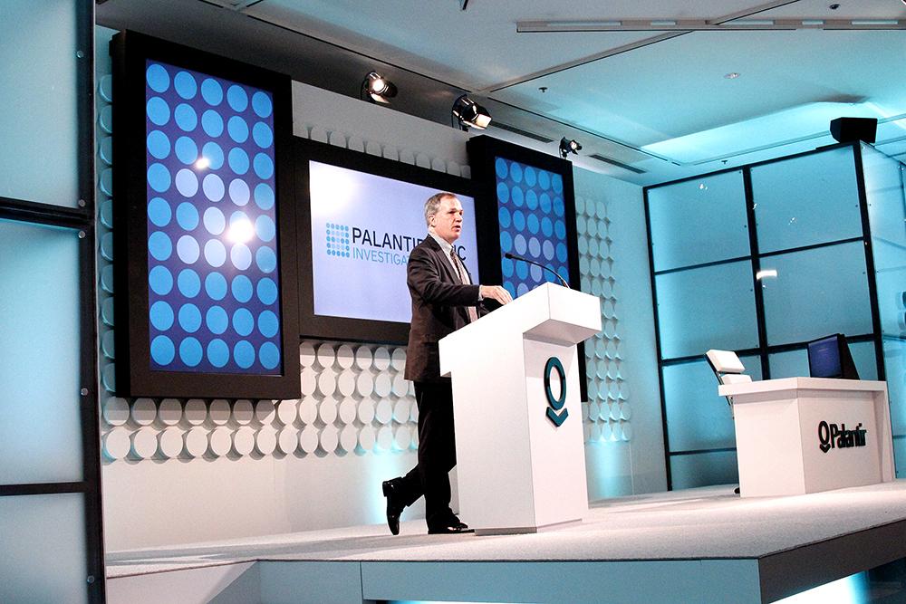 Palantir Technologies - Investigate