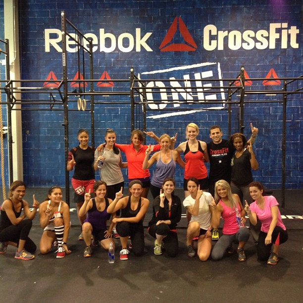 Reebok - Crossfit National Retail Activation