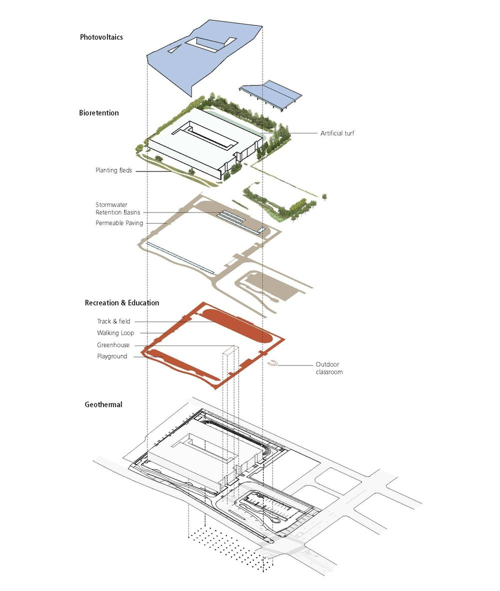 Axonometric Plan