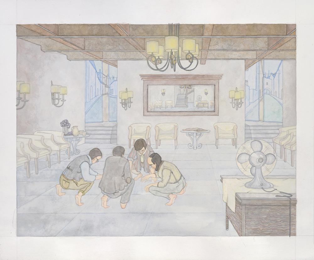 Watercolors / Kammerspiel