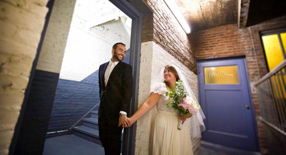Stephanie & Matt's Non Traditional NYC Soho Wedding Party 13.jpg