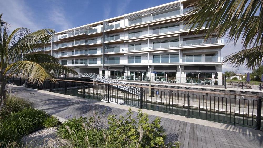 Nautilus Tauranga Apartments exterior