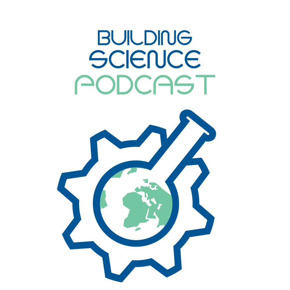 Building Science Podcast Logo Positive Energy