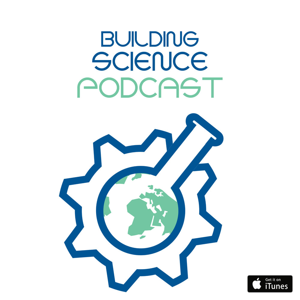 Building Science Podcast Logo