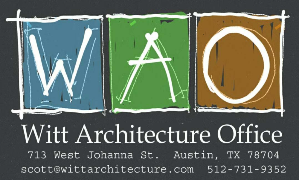 witt architecture office logo