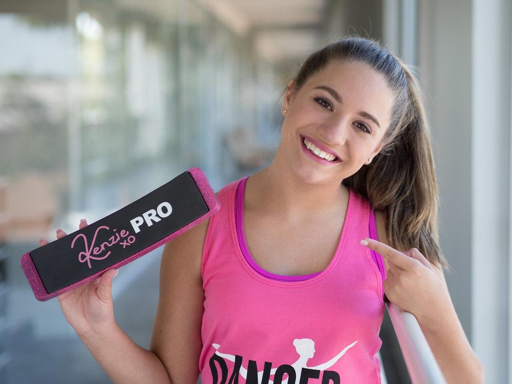 Kenzie Ziegler TurnBoard PRO