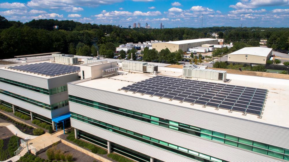McKenney's Solar PV System