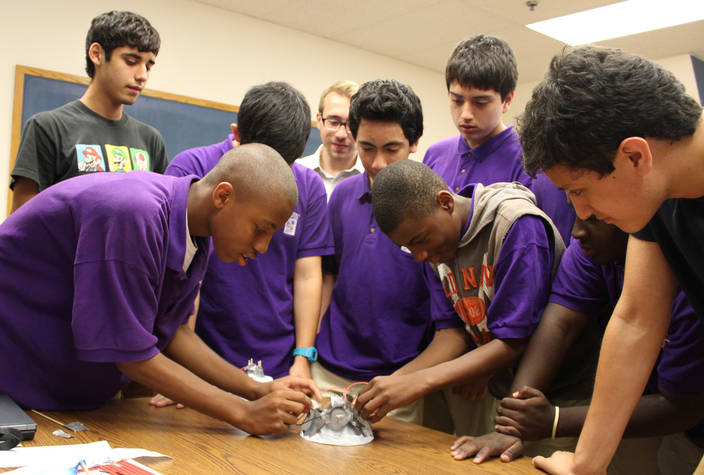 Engineering Apprenticeship   at Midtown for boys