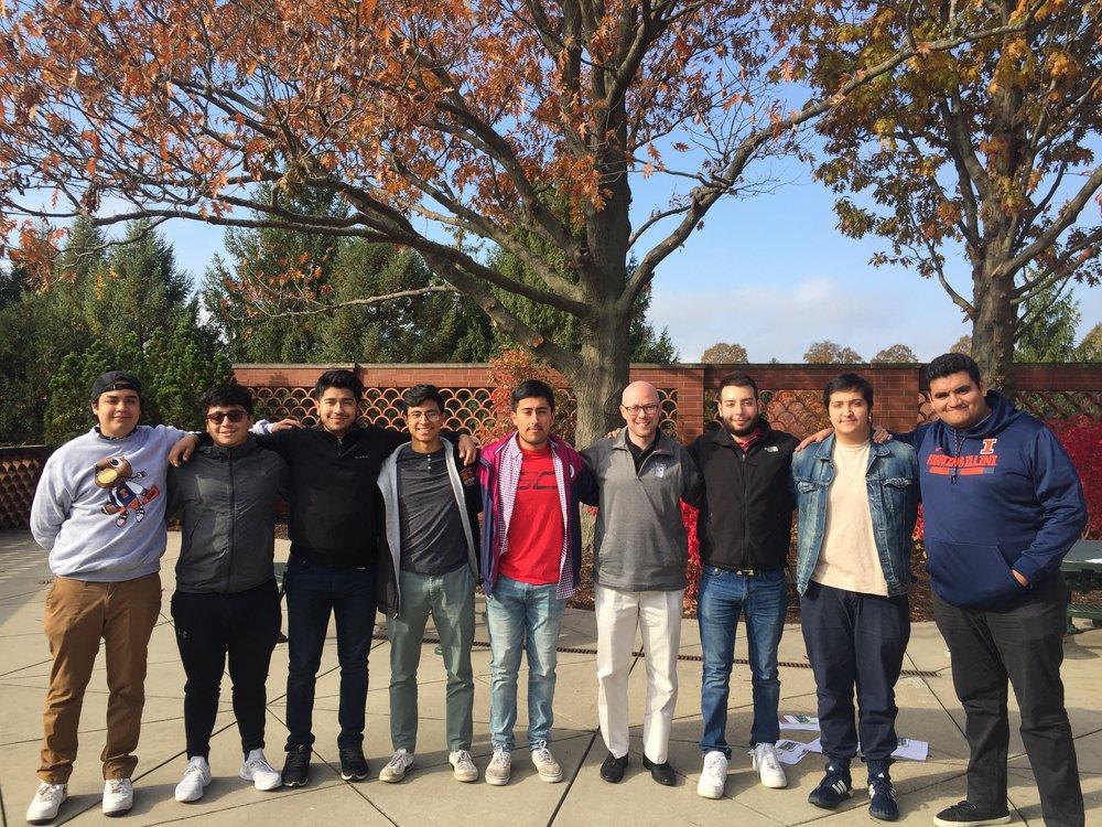 Midtown Alumni studying at the University of Illinois Urbana - Champaign
