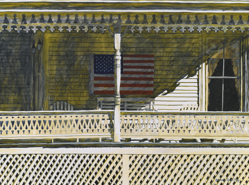 Porch Flag