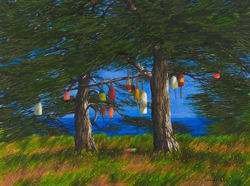Buoy Trees
