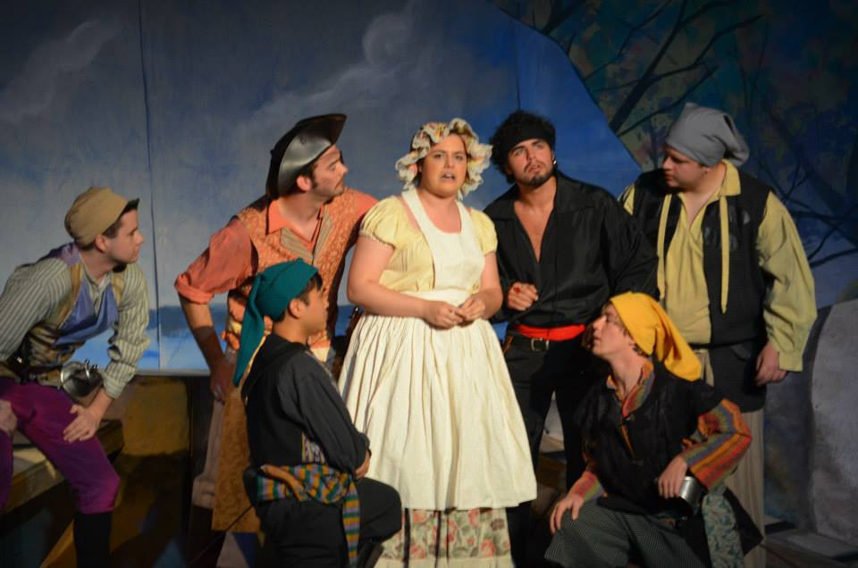 Pirates of Penzance (2014) Denison University