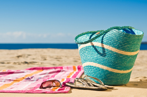 What to Pack for the Beach — Personal Touch Experience