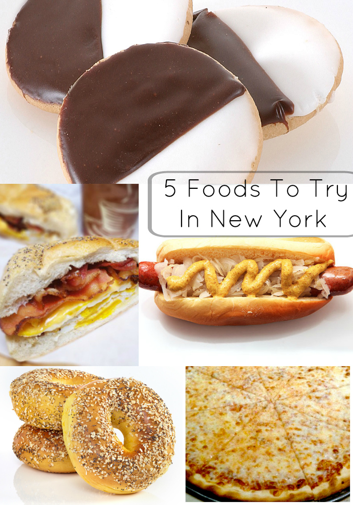5 Foods You Have To Try When Visiting NY
