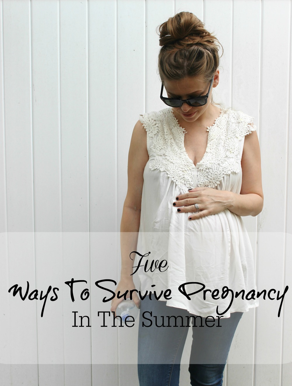 Five Ways To Survive Pregnancy In The Summer