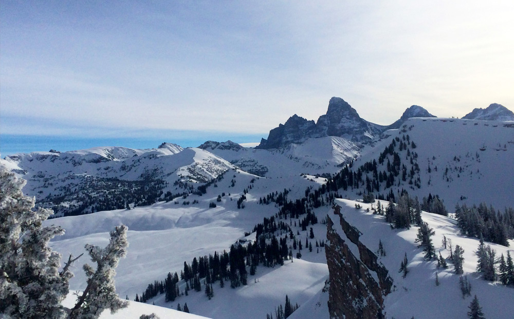 tetons from targhee