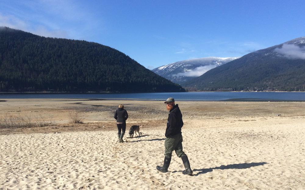 Kootenay Lake stroll