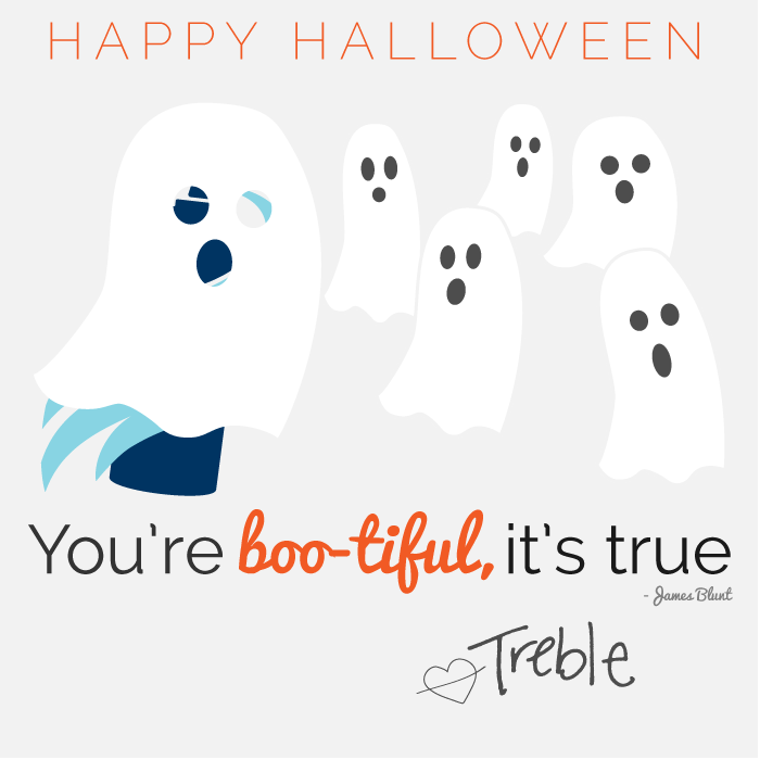 Treble Halloween