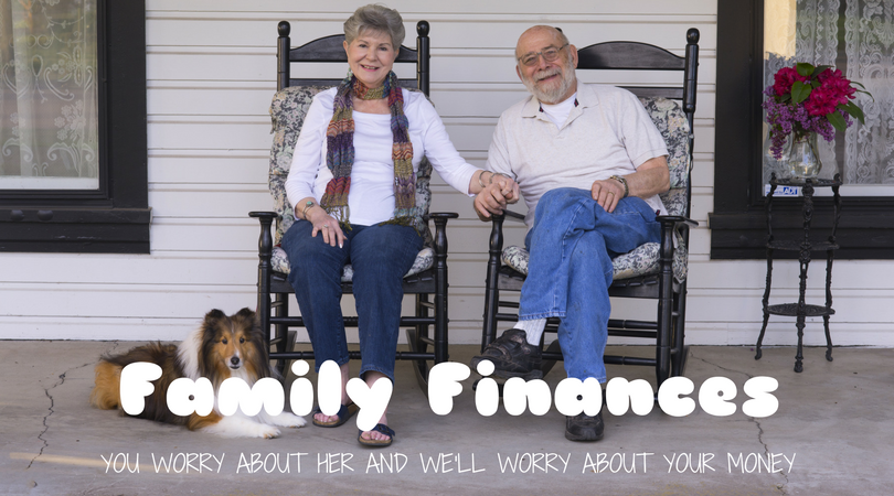 bad example of young family finance company branding