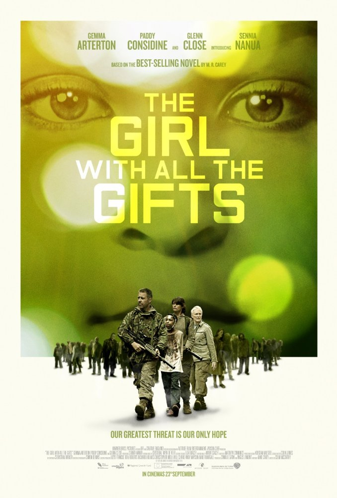 Warner Bros., (2016). Girl With All The Gifts (Poster). [image] Available at: http://www.imdb.com/title/tt4547056/mediaviewer/rm930026496 [Accessed 26 Mar. 2017].