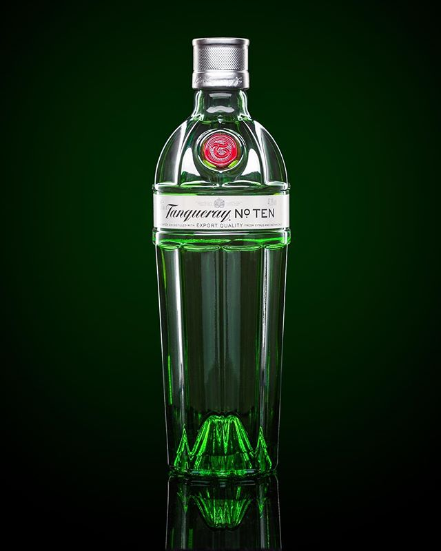 Product Photography - Tanqueray N°10 #stilllife #productphotography @tanqueraygin #tanqueraygin