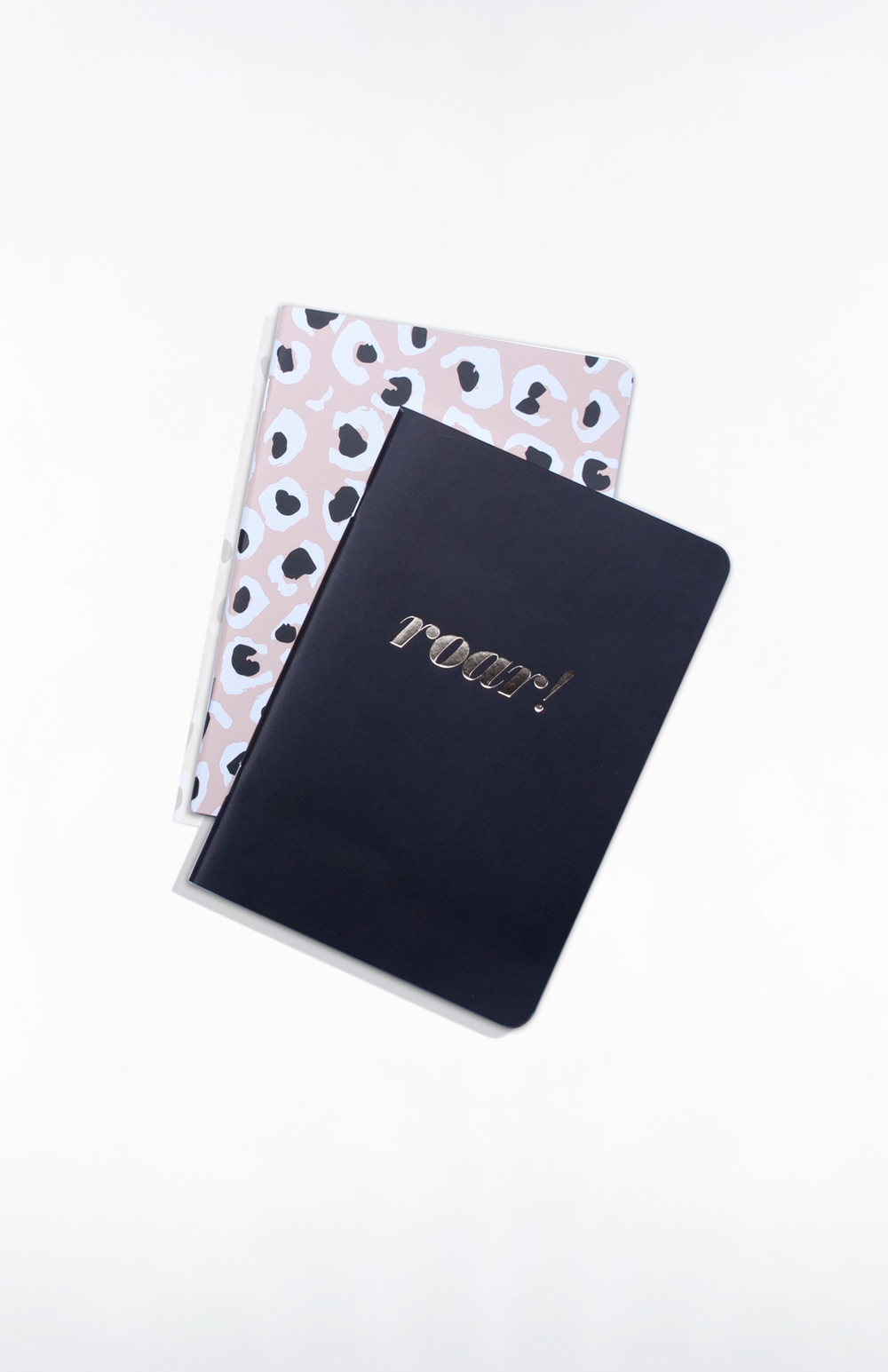 SADDLE STITCHED NOTEBOOK SET- 5in x 7in