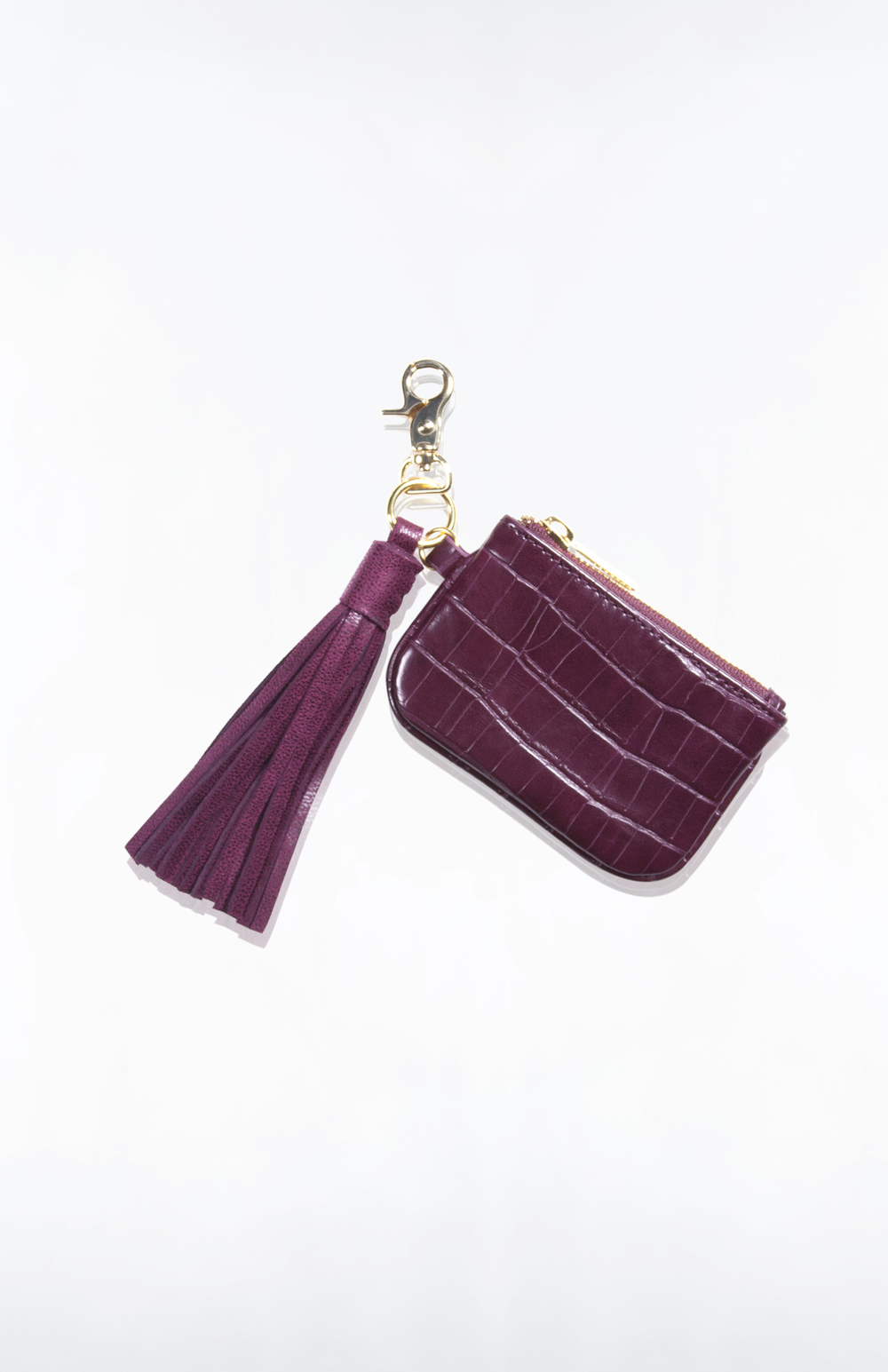 Card Case + Tassel Keychain