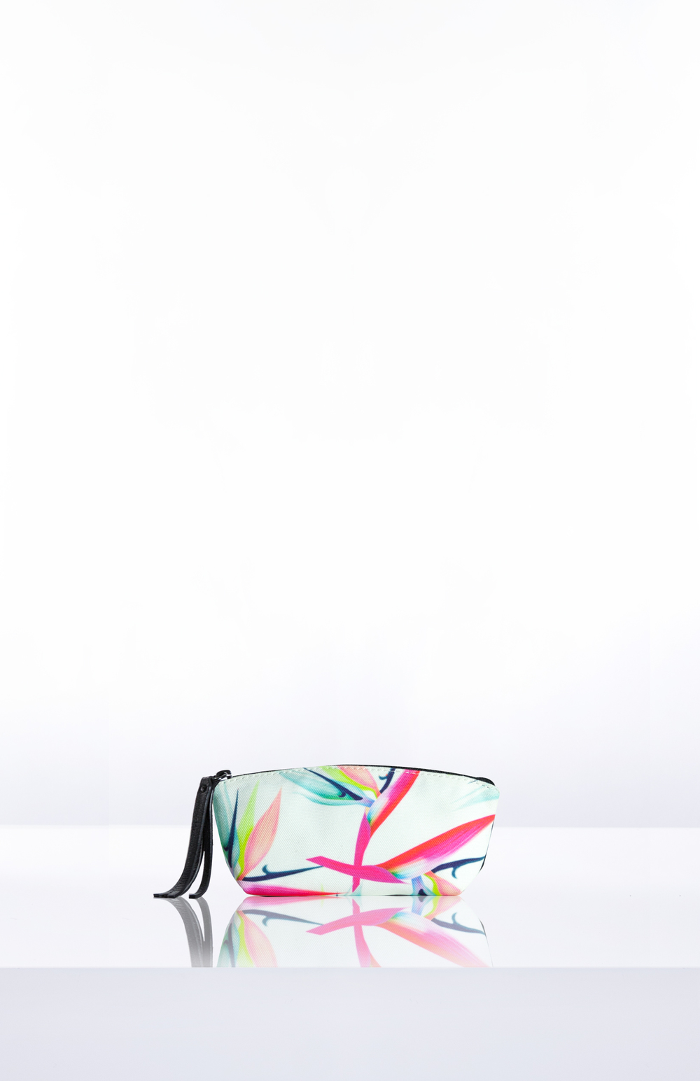 Winnie Sunglass/Makeup Case- Digitally Printed Canvas