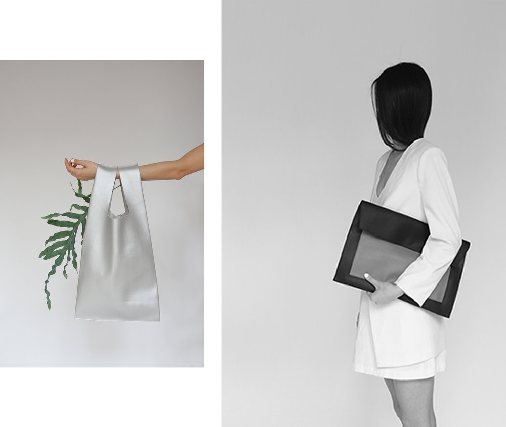 Epicerie Tote + Rory Portfolio designed by Verge Creative Group #byverge