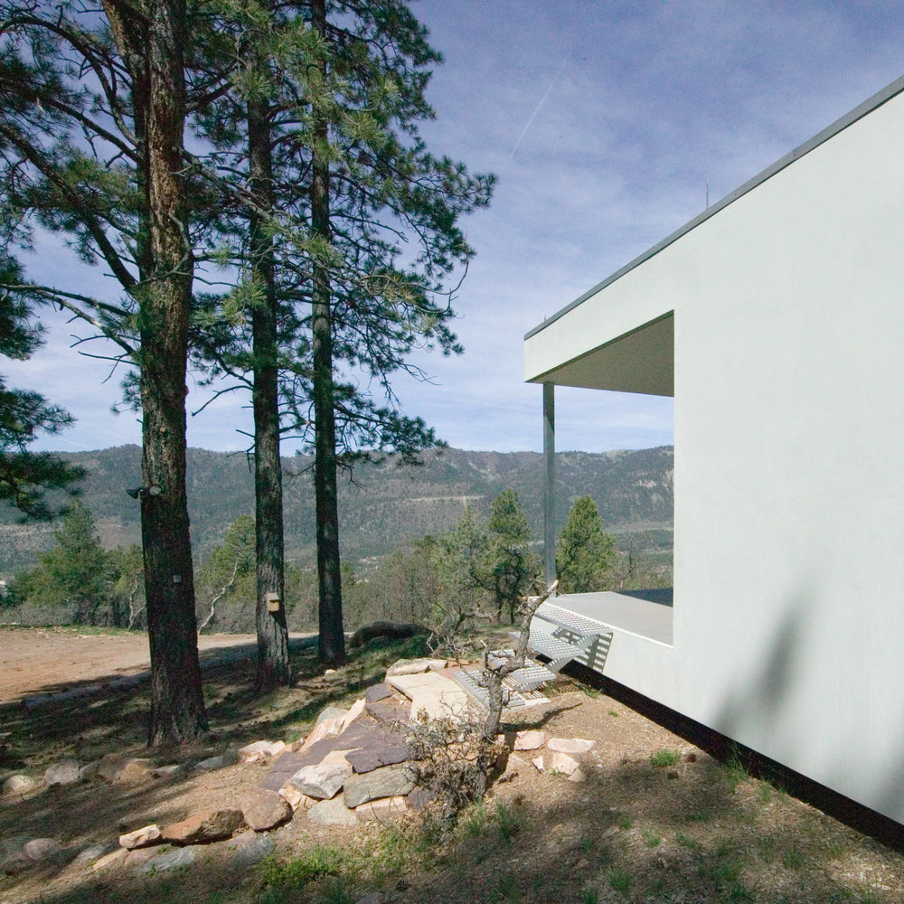 VACATION CABIN Stephen Atkinson Architecture Durango, Colorado, USA 27m2 (291 sq. ft.)