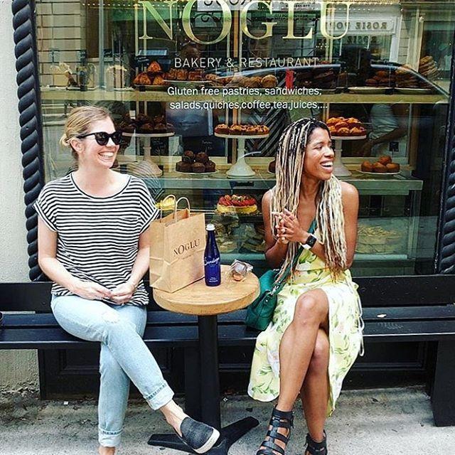 GFFFs 💛 #glutenfree @nogluny #nyc #bakery