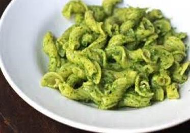 Lovage Pesto