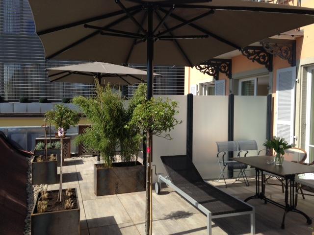 Terrassenzimmer mit Seeblick - Terrace rooms