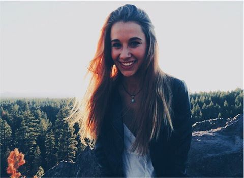 My name is Ellery, and I now manage the NuShu Sisters facebook page! Alongside some of my other NuShu Sisters, I also attend George Fox. I would love to use my caring spirit to be a counselor in the future and connect closely with others. Every Wednesday, I will be posting a Women's empowerment post on Facebook, so please go like and share! Happy Sunday ☺️ #nushusistersunday