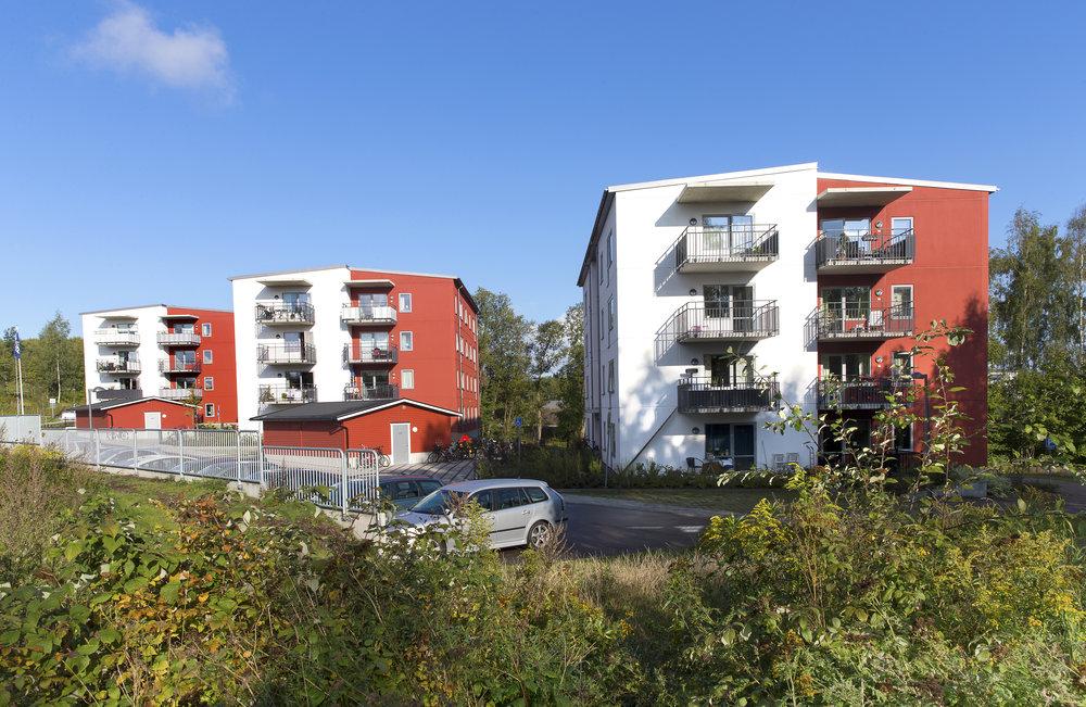 Kombohus duger inte när man behöver förtäta på ett stadsmässigt sätt, enligt Leif Sjögren.