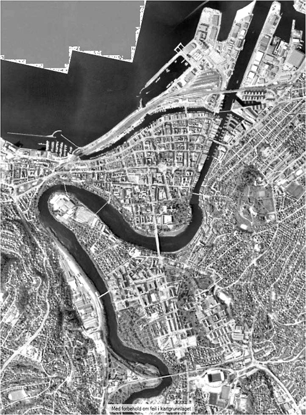 Trondheim. Ett förslag att flytta en del av humnistisk och samhällsvetenskapliga institutionerna från en perifer geografisk placering till en mera central plats inom stadens campusanläggning och på så sätt komplettera och stärka stadens campusanläggning och göra den mera rustad för att möta komplexa utmaningar. (Exempel på nyskapande projekt)
