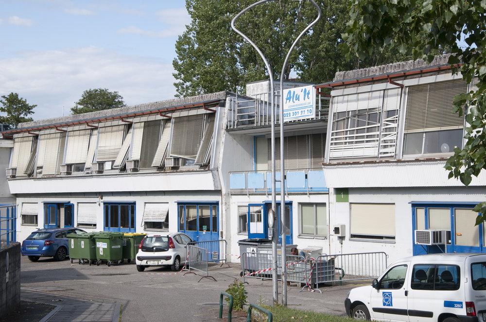 CERN, Schweiz. Foto: Sten Hellman