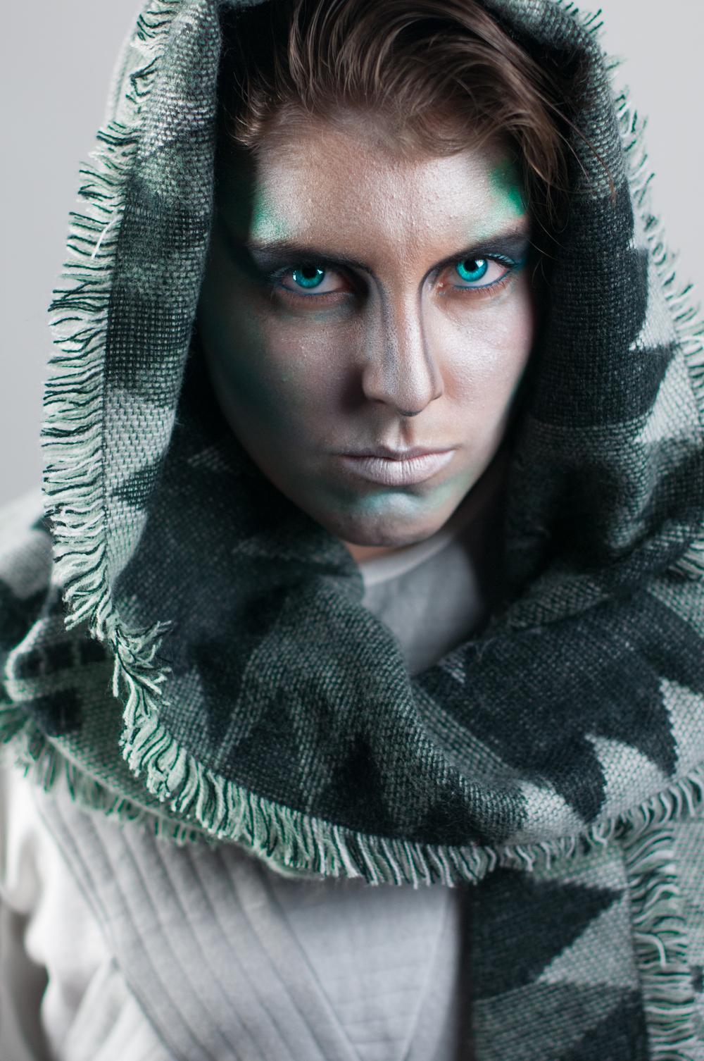 Devan (as Alien) #1