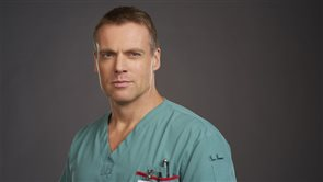 Charlie Harris  Michael Shanks