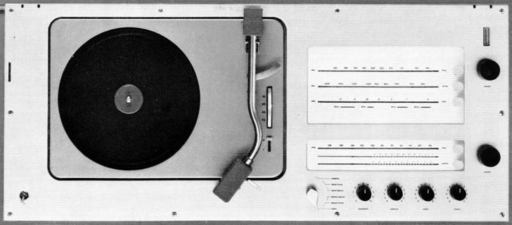 Audio 310 designed by Rams in 1971