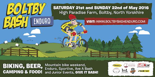 Boltby Bash Enduro