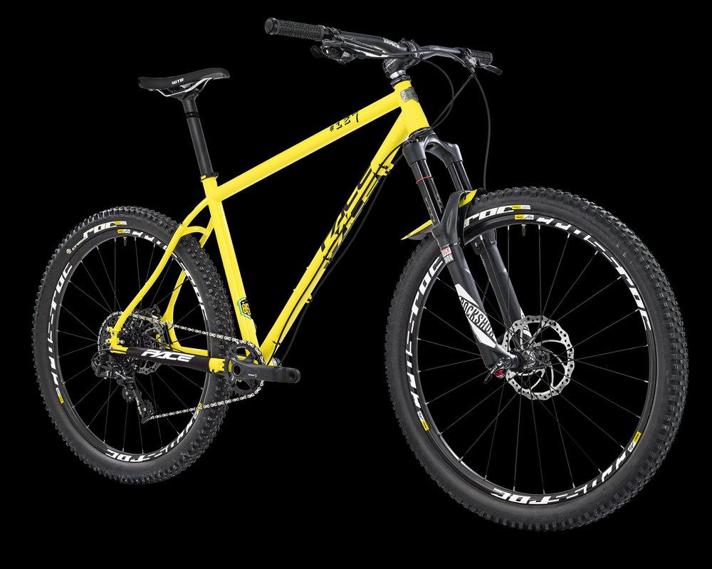 RC127 - Yellow
