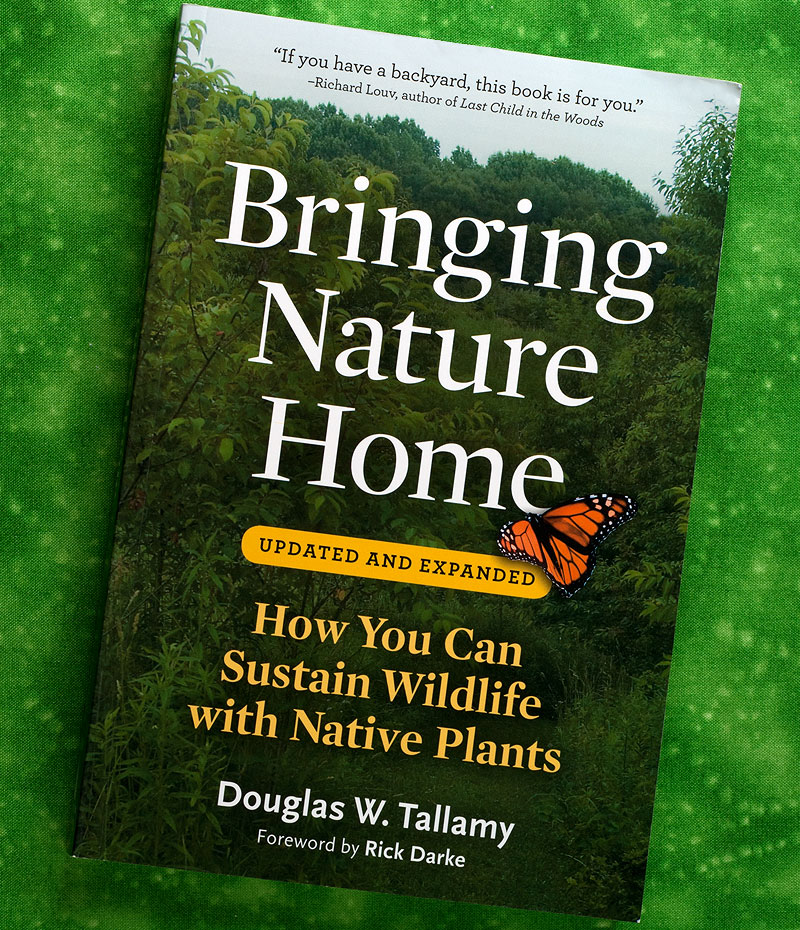 Good read for healthy gardens that restore habitat and health.