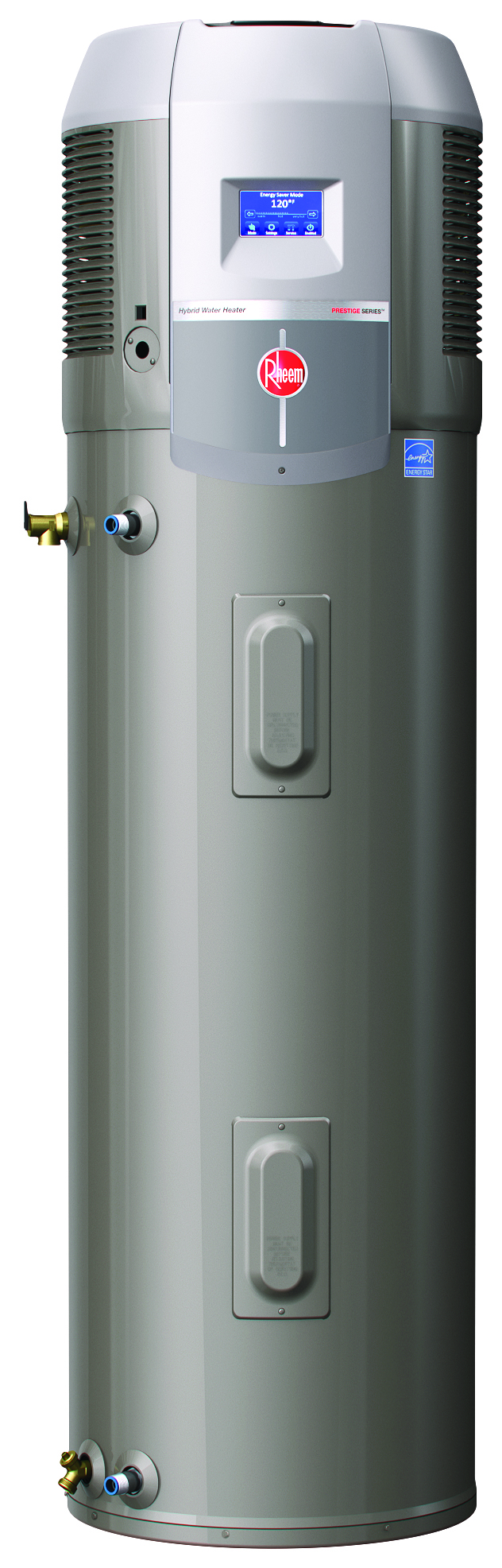 Hybrid Water Heater ~ Tour my home — happy