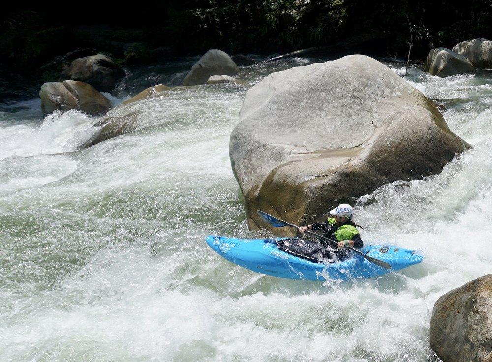 Rio Jondachi fun. Photo by: Alex Dent