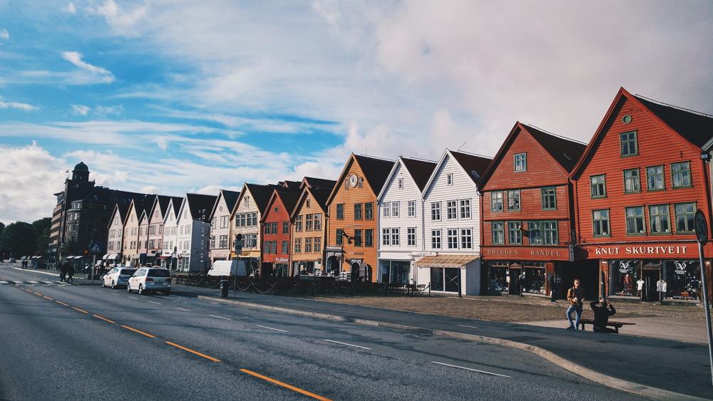 Bryggen.