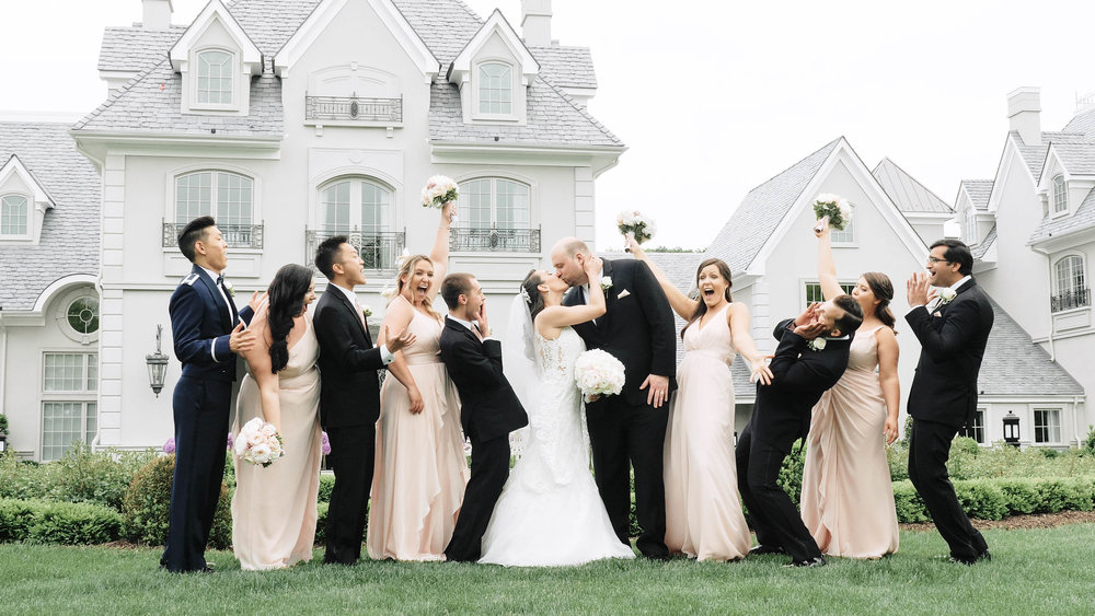 Tonemedia, NJ Wedding Videographer, NJ Wedding Videopgraphy,  NJ Wedding Video, park chateau, park chateau wedding, park chateau estate, park chateau bridal party